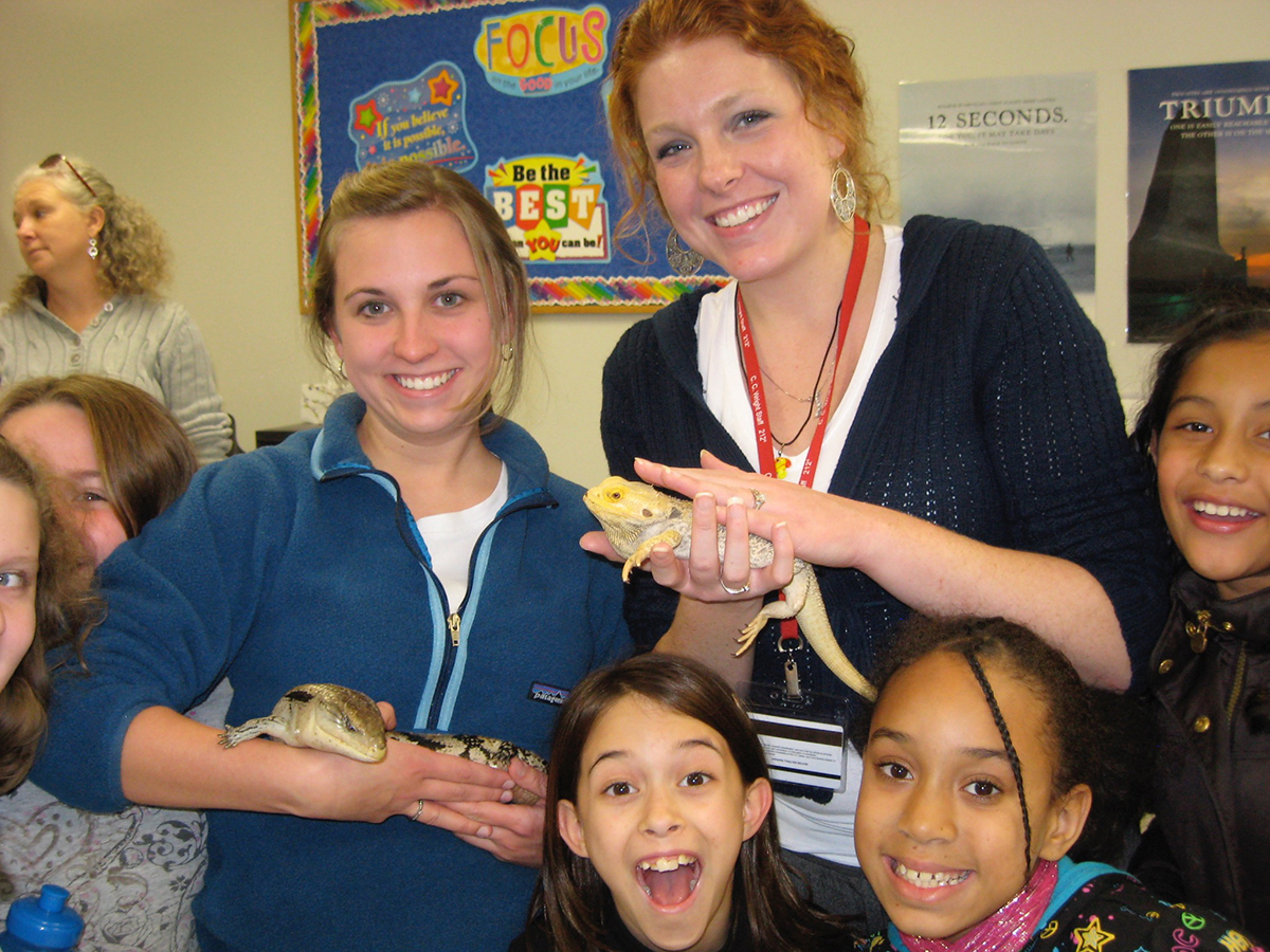 Field Experience & Student Teaching