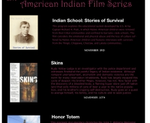 American Indian Film Poster